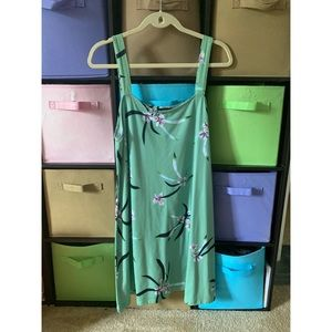 Green Cotton On Shift Dress
